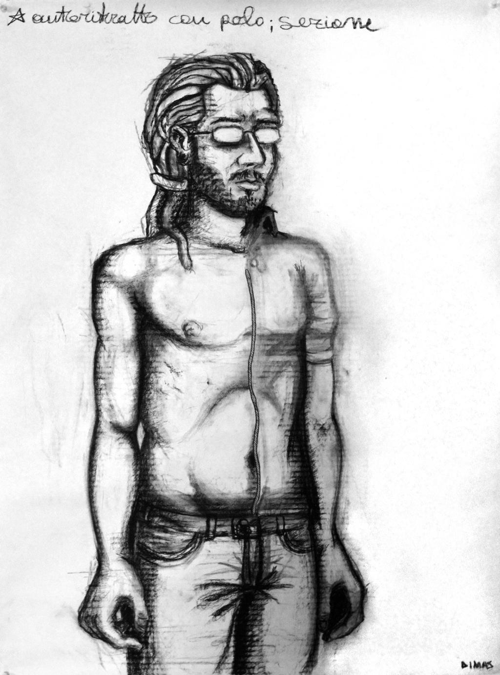 Self Portrait by Alessandro Di Massimo
