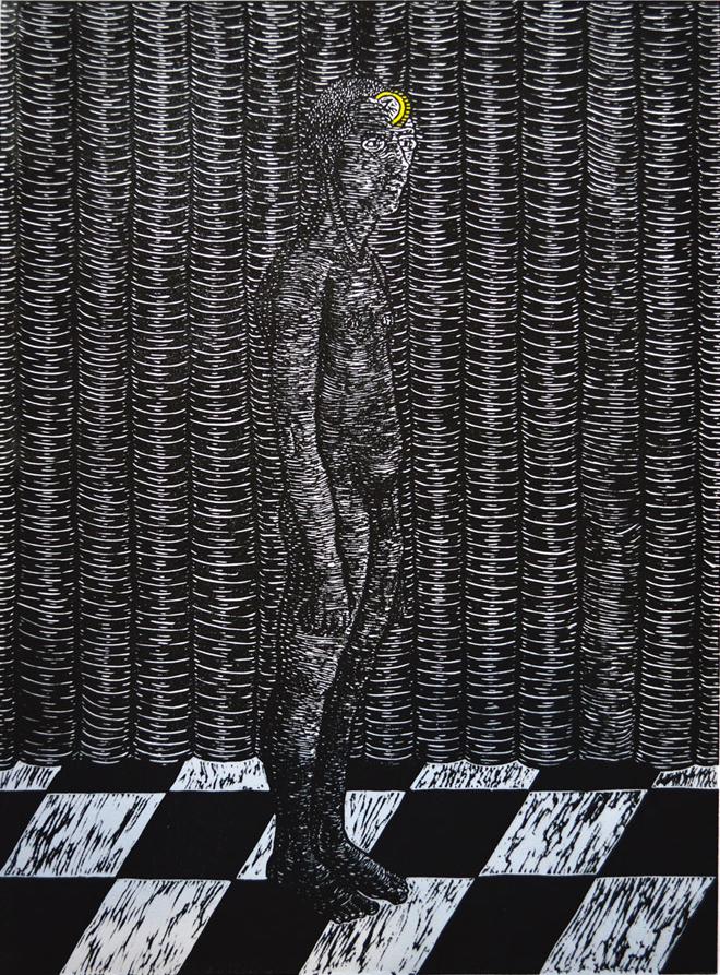 SELF-PORTRAIT by Alessandro Di Massimo