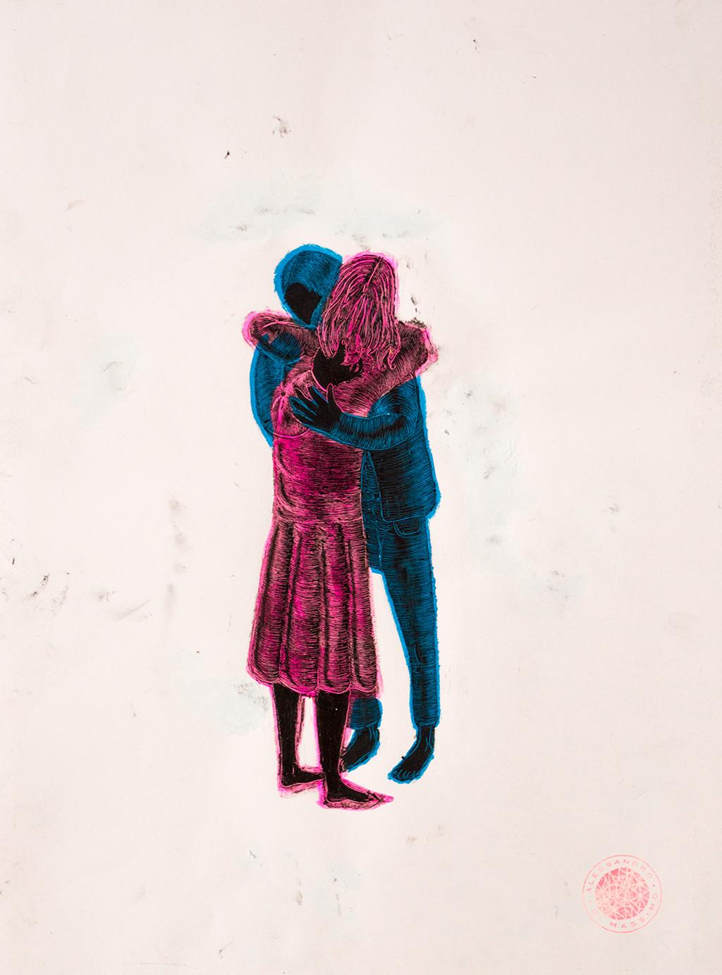Hug by Alessandro Di Massimo
